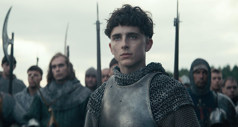 O Rei traz perspectiva particular de Henrique V (Crítica)