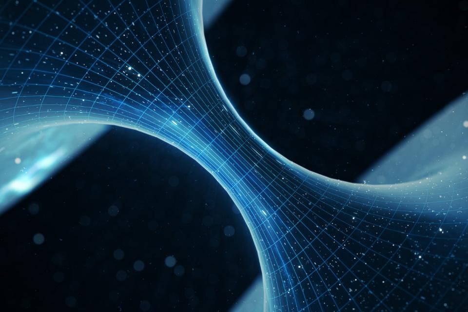 Cientistas propõem método para detectar buracos de minhoca