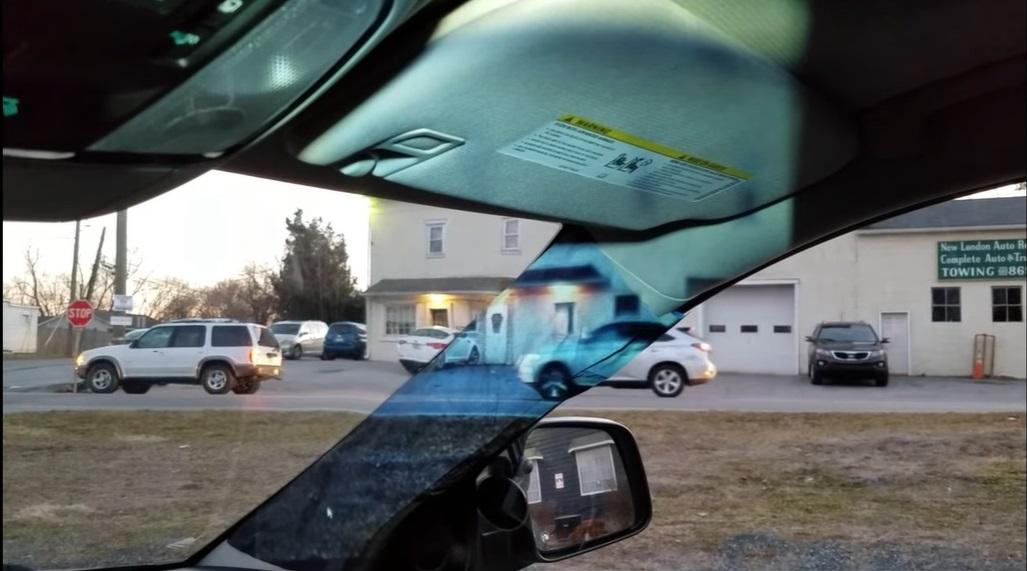 invenção para melhorar a segurança do motorista