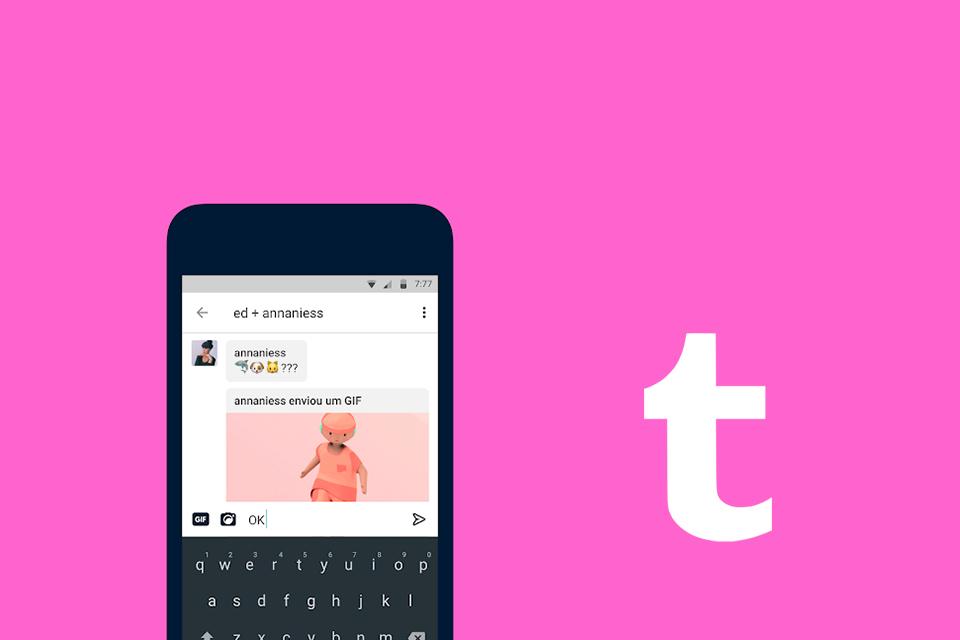 Tumblr lança recurso de chat em grupo no seu app para celular