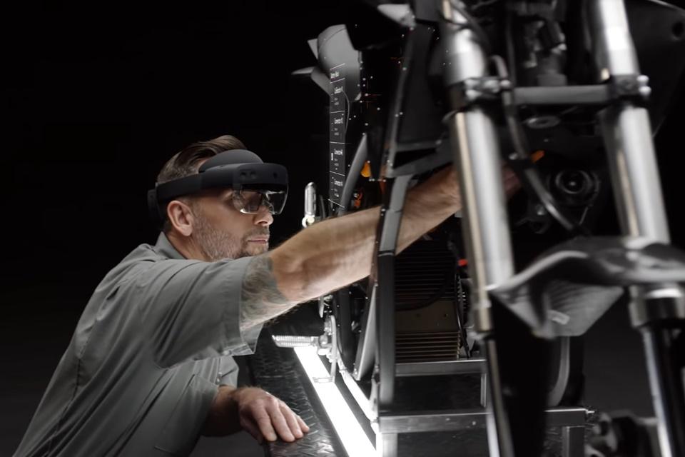 Microsoft coloca HoloLens 2 à venda: preço chega a R$ 14,3 mil