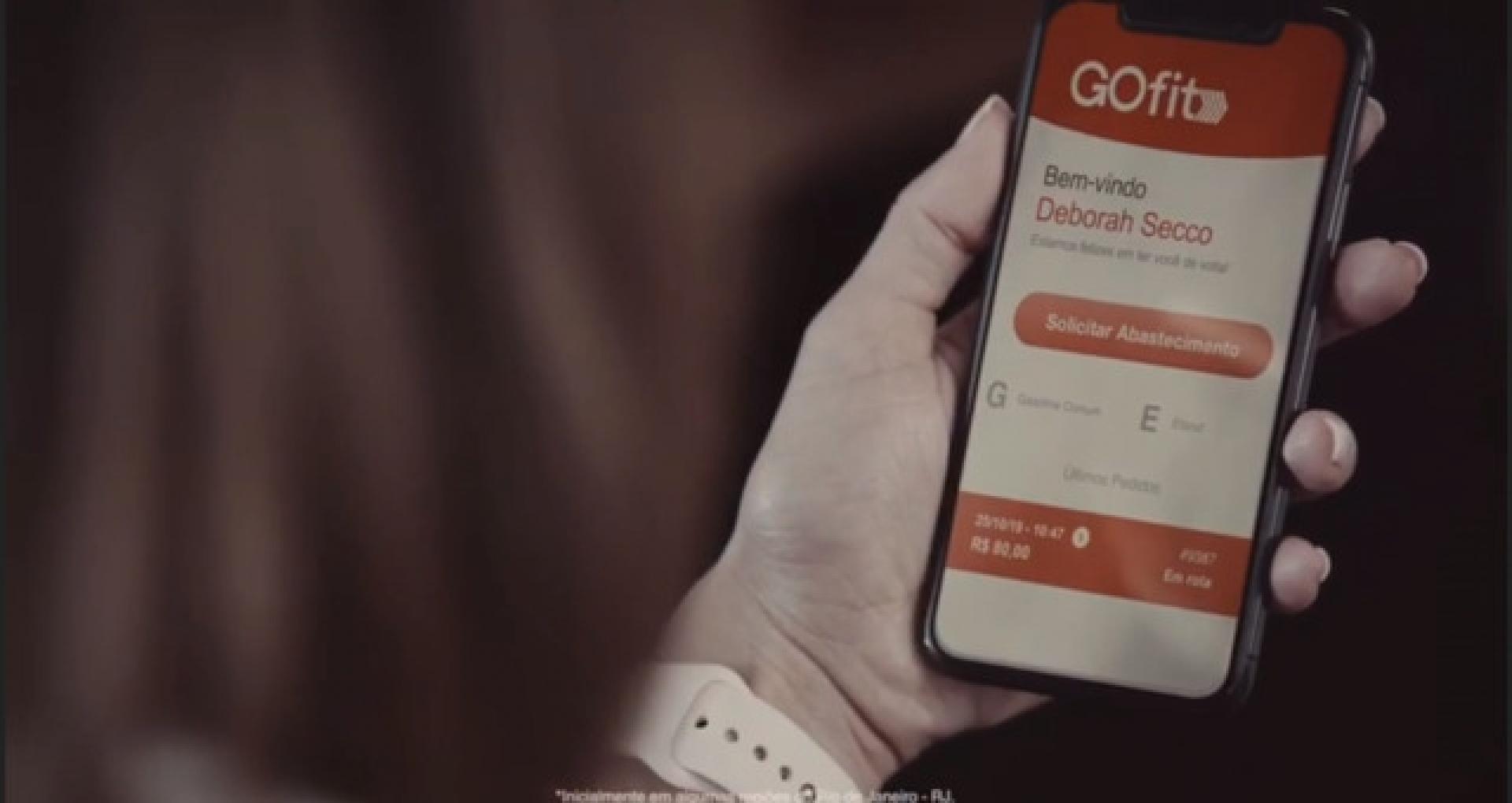 GOFit - Abastecimento Delivery IOS - Imagem 1 do software