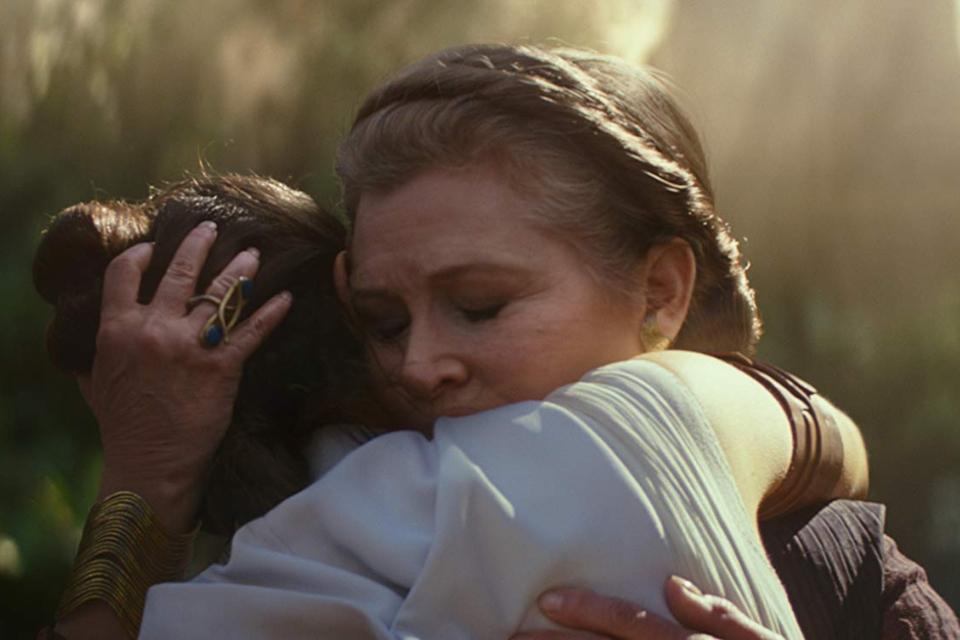 Star Wars: Leia seria a última Jedi em 'A Ascensão Skywalker'