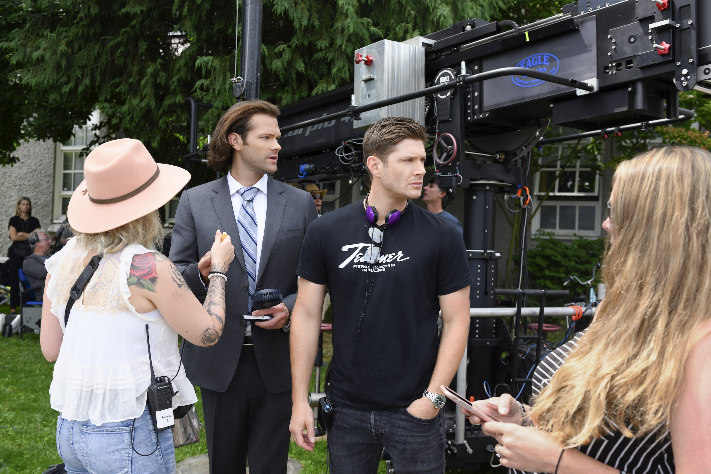 "Supernatural: Dean terá momento ""John Wick"" em última temporada"