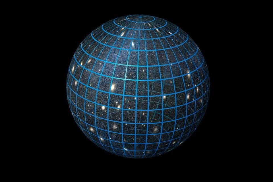 Possibilidade de Universo ser esférico gera crise cosmológica