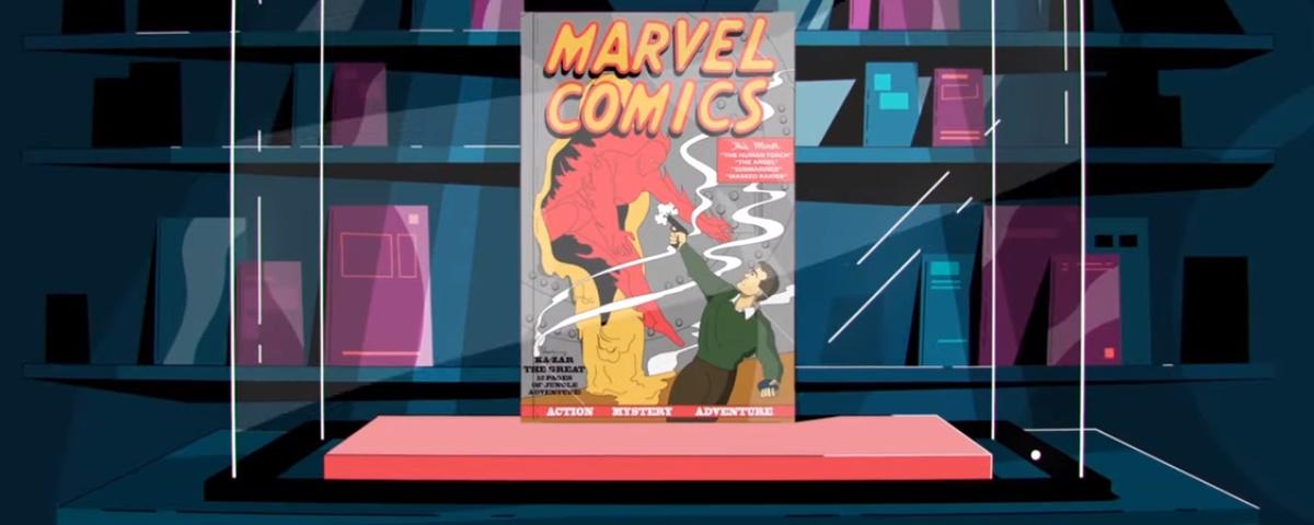 Marvel Comics #1 deve ser leiloada por mais de US$ 1 milhão