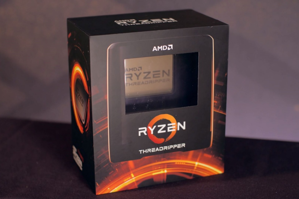 AMD lança novo soquete sTRX4 com o Threadripper de 3ª geração