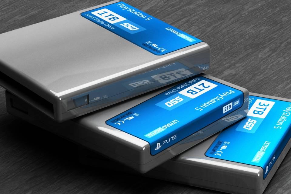 """PS5: """"cartuchos de SSD"""" da Sony tornariam o console mais barato"""