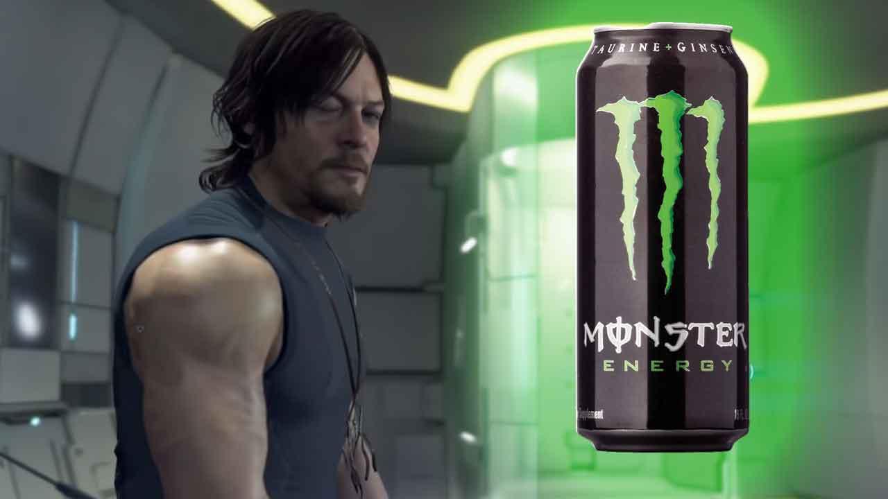 Death Stranding: ações do Monster Energy subiram com o lançamento