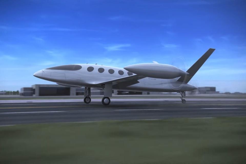 Aviões 100% elétricos? Só em 2022 e com capacidade reduzida