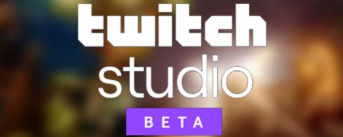 Twitch Studio: novo app facilita vida de streamers iniciantes