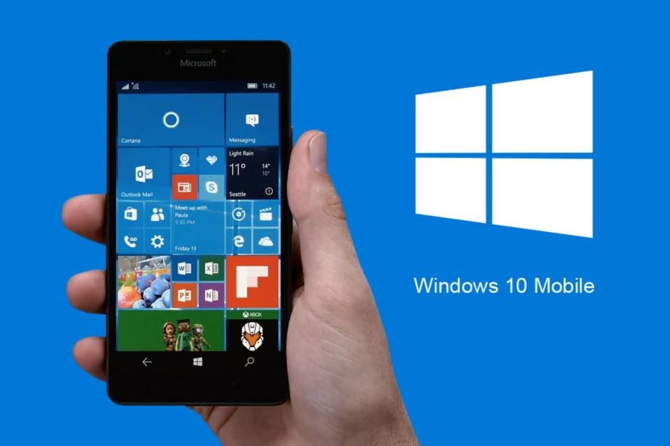 Ainda vive! Microsoft libera nova atualização para Windows 10 Mobile