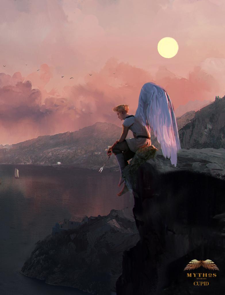 Justin Bieber divulga primeira foto como o Cupido em animação