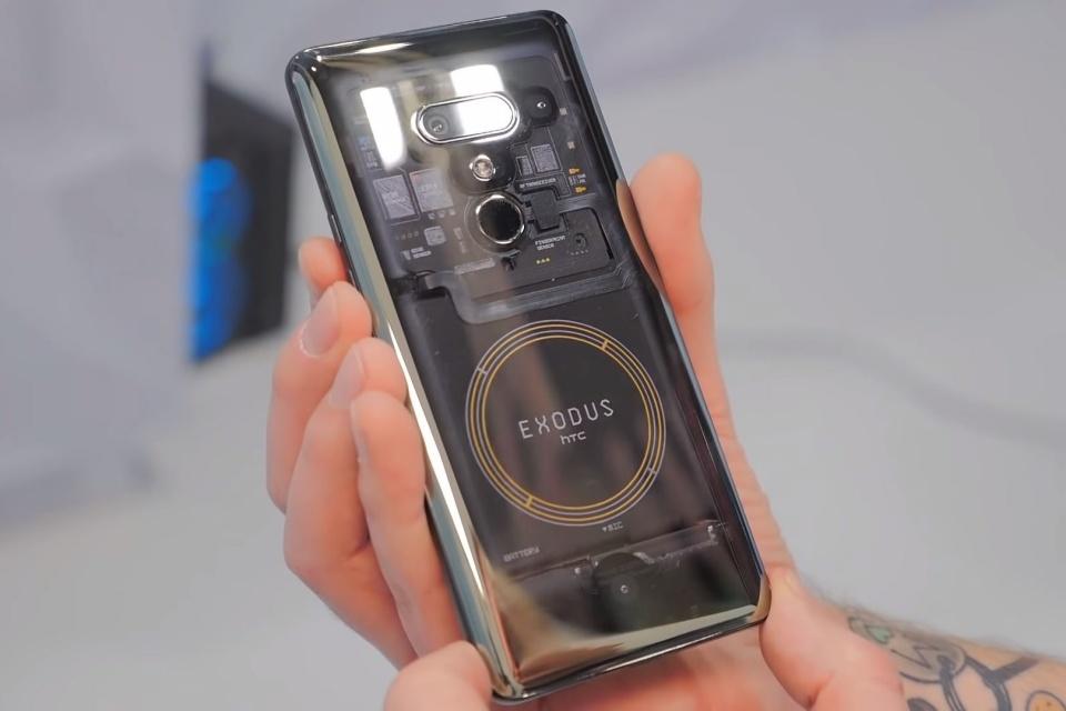 HTC lança o Exodus 1 Binance; celular ideal para traders de Bitcoin