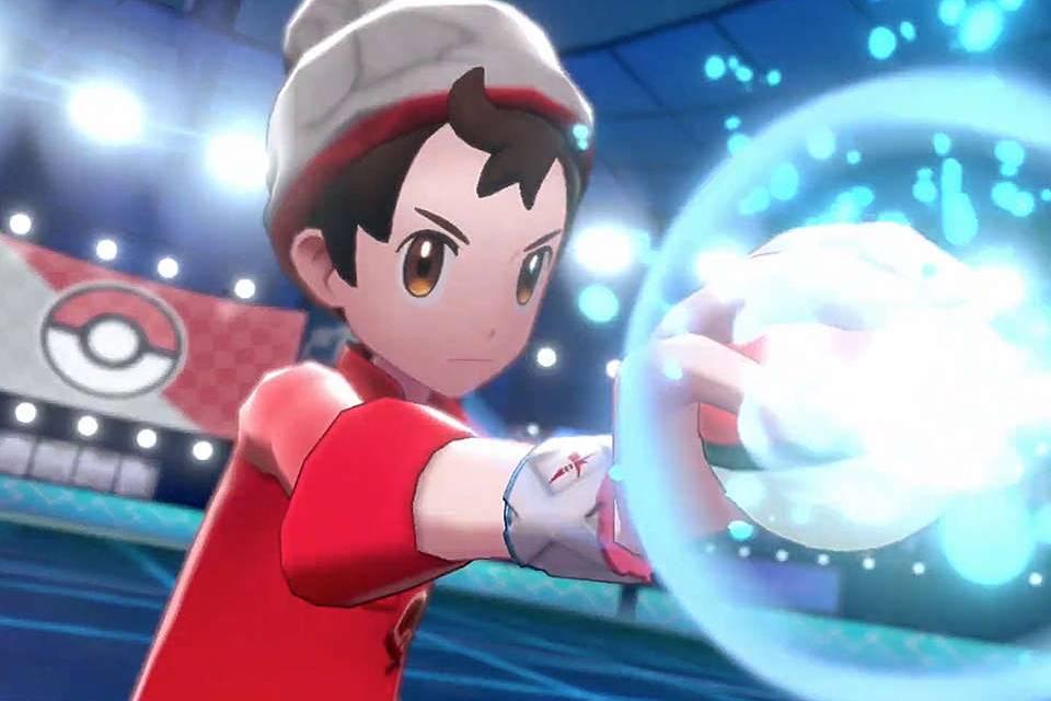Sword/Shield: limite de level não impede captura de Pokémon Shiny