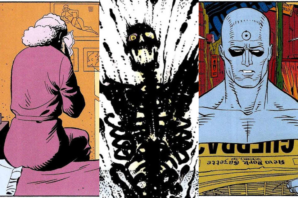 Watchmen: 5 momentos impactantes da HQ de Alan Moore