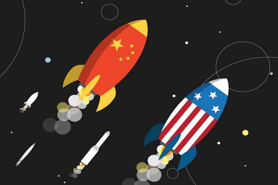 China lidera placar em lançamentos espaciais – e quer mais