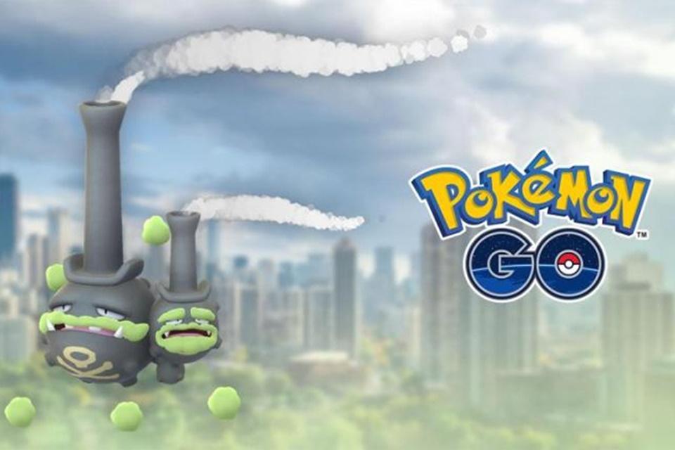 Pokémon GO recebe primeira criatura de Pokémon Sword/Shield