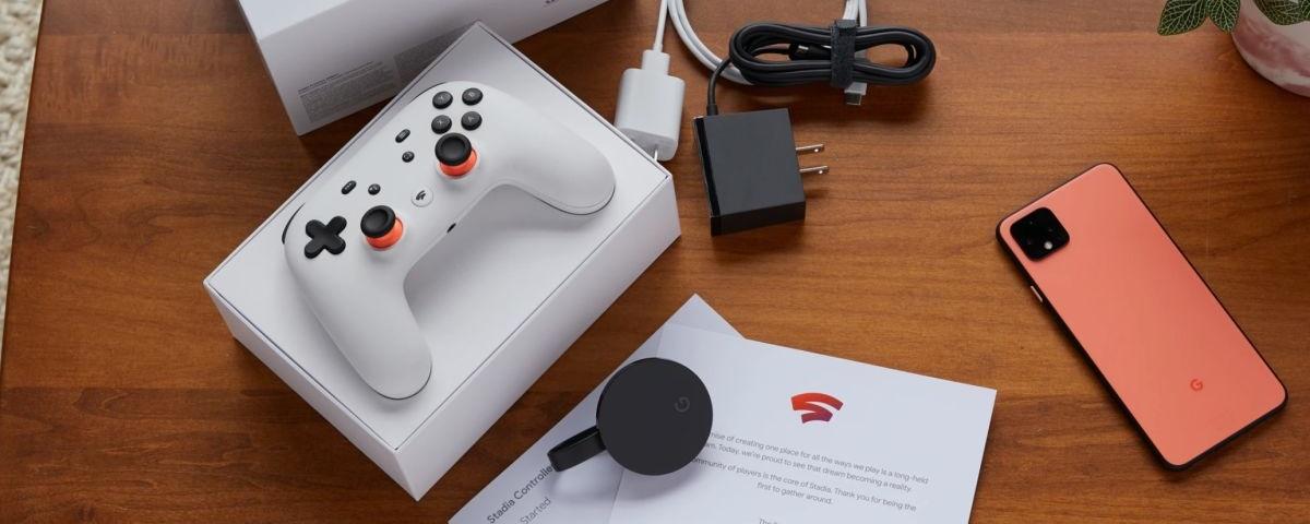 Imagem de: Google Stadia é lançado oficialmente; veja os preços dos games