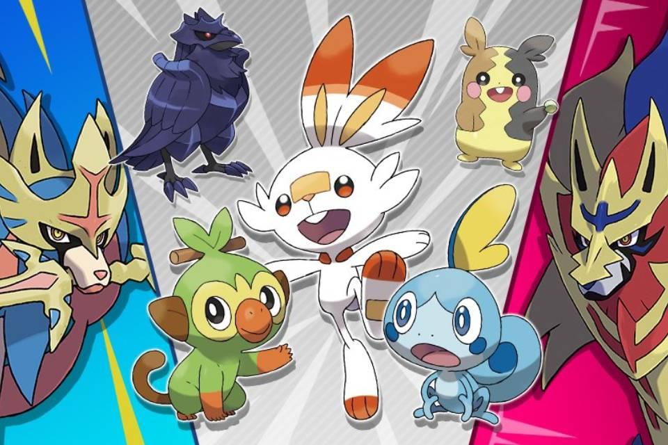 Super Smash Bros. Ultimate terá evento de Pokémon Sword/Shield