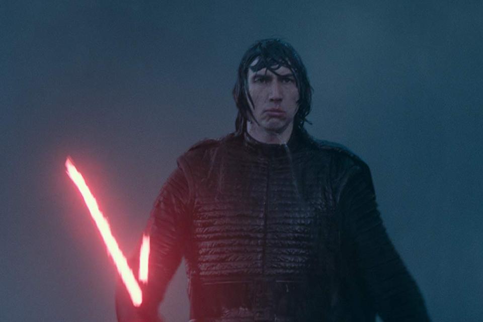 Star Wars: Adam Driver ficou com vários itens do último filme