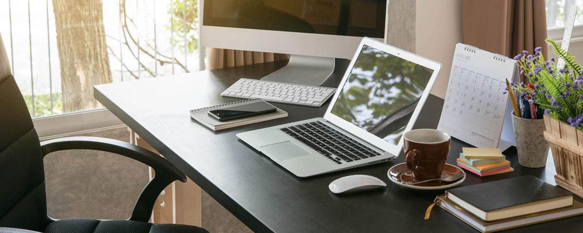 Imagem de: Por que os notebooks podem ser melhores que os desktops para as empresas?