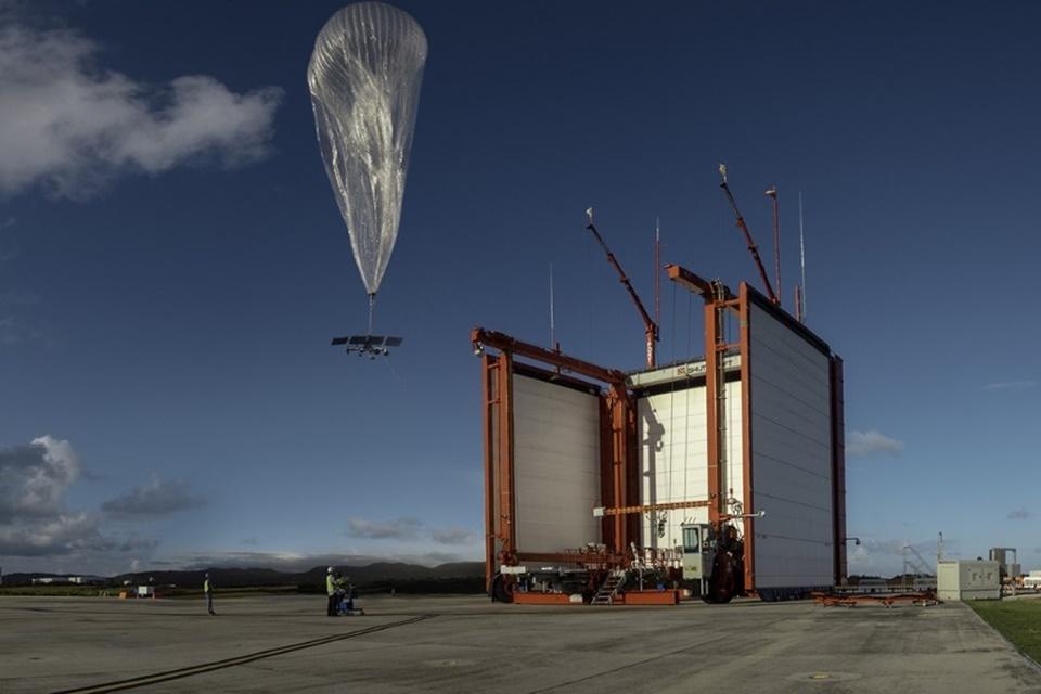 Loon vai levar internet via balões para região amazônica do Peru