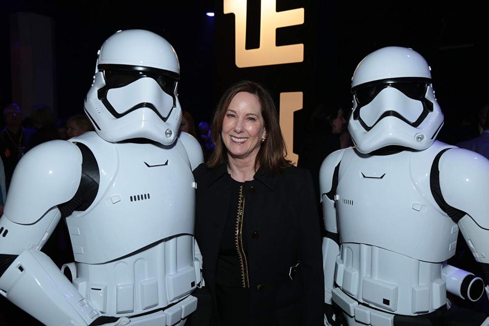 Star Wars: futuro de Kathleen Kennedy na Lucasfilm é incerto