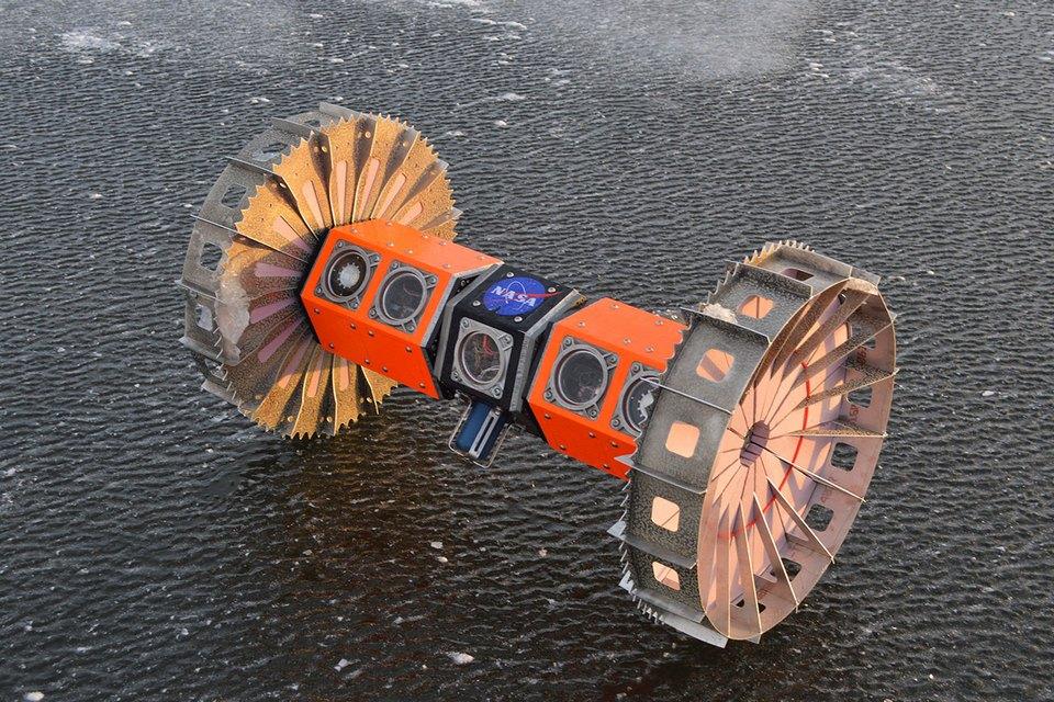 Rover submarino é a aposta da NASA para achar vida lá fora