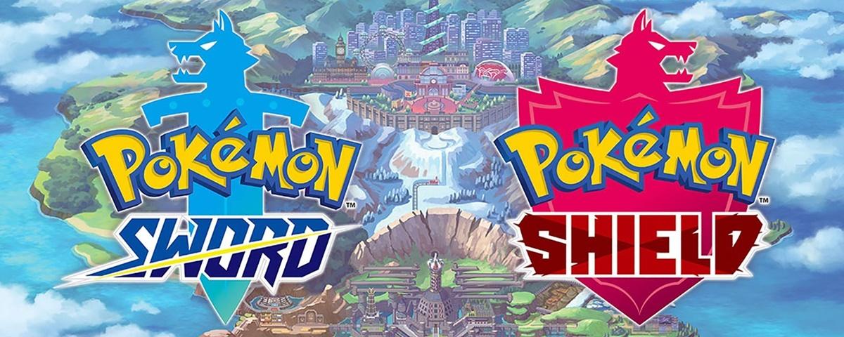 Pokémon Sword & Shield vende 6 milhões de cópias no fim de semana