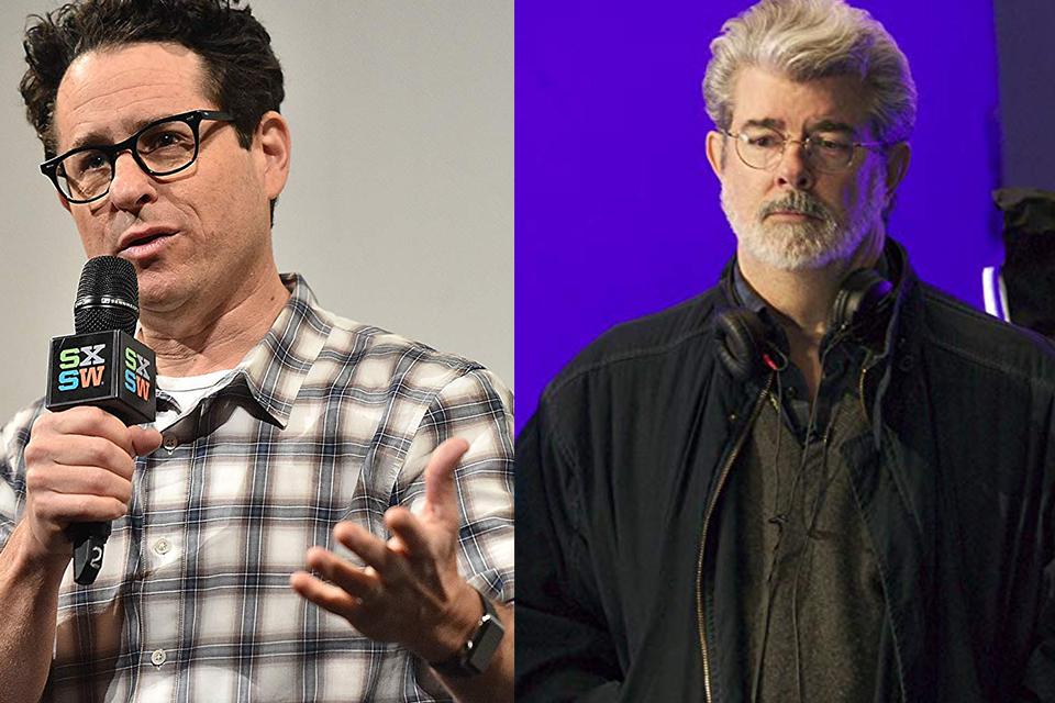 Star Wars: J.J. Abrams fala sobre insatisfação de George Lucas