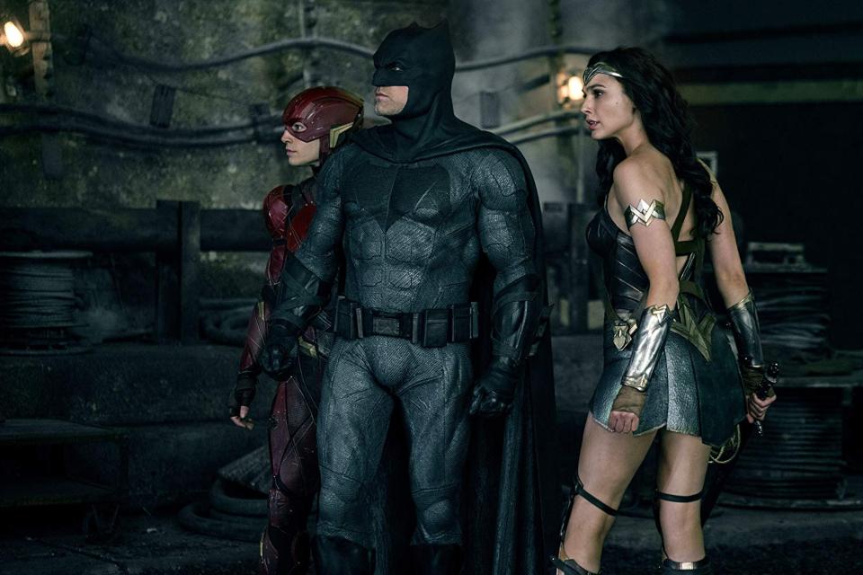Liga da Justiça: Joss Whedon mudou cerca de 80 páginas do roteiro