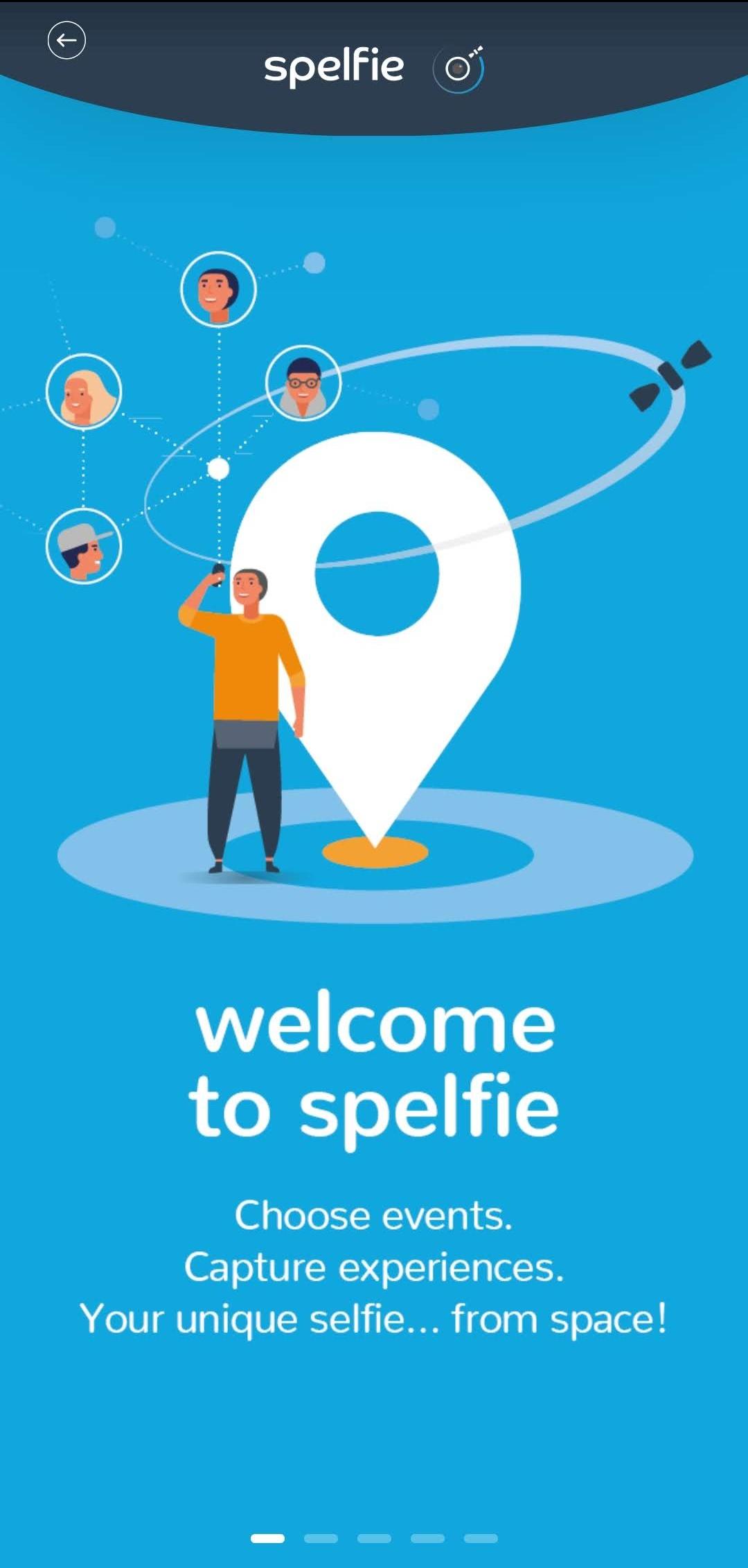 Spelfie - Imagem 2 do software