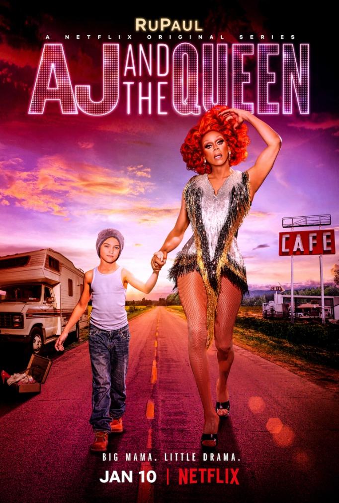 AJ And The Queen: Netflix lança trailer de nova série estrelada por RuPaul