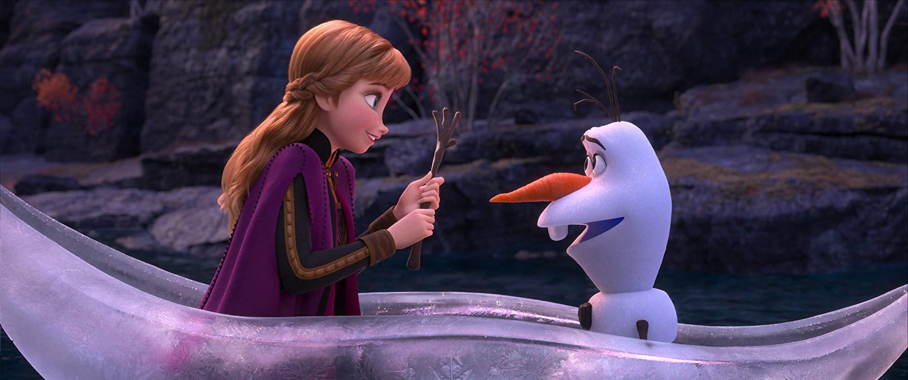 Frozen 2 faz estreia mundial de US$ 350 milhões
