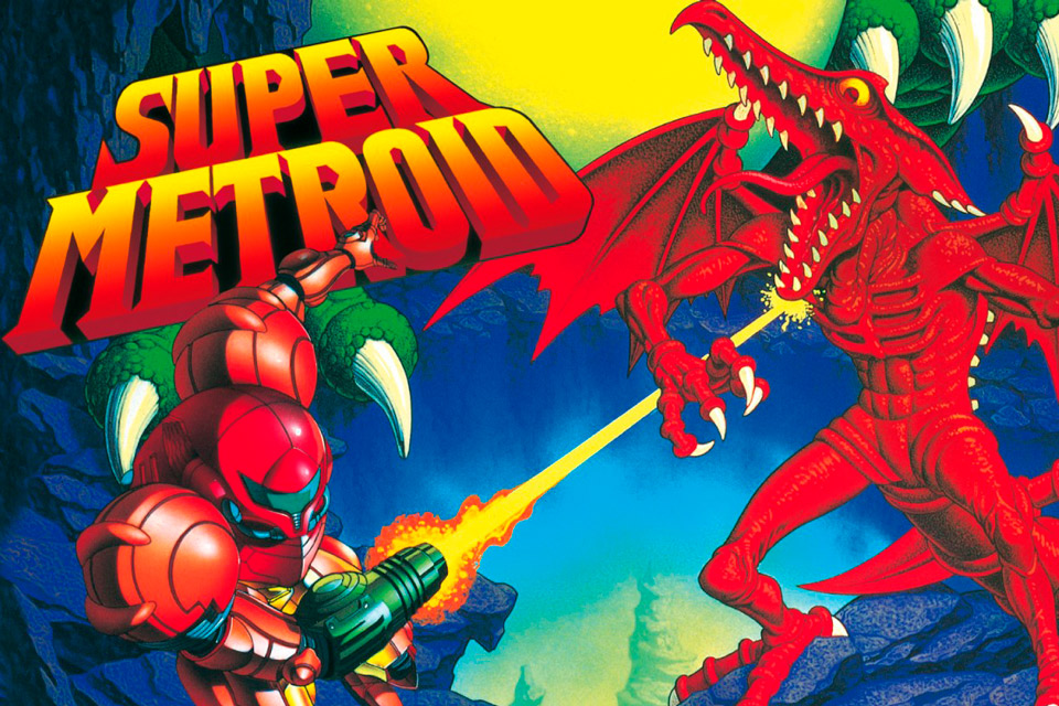 Nintendo está trabalhando em remake de Super Metroid, diz rumor