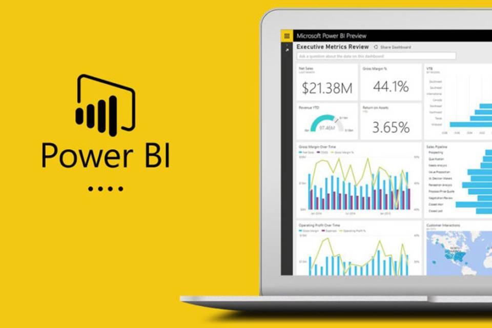 Como o Power BI da Microsoft se tornou essencial no mercado