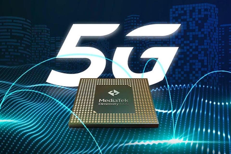 MediaTek revela 1º chip 5G com suporte a dual SIM; chega em 2020