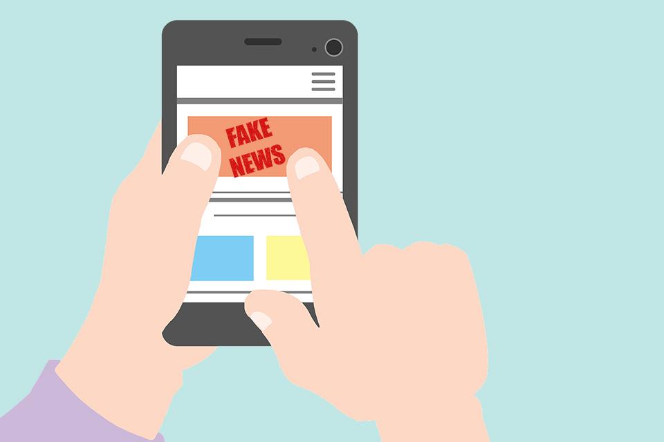 Perigo: 62% dos brasileiros já acreditaram em fake news, diz estudo