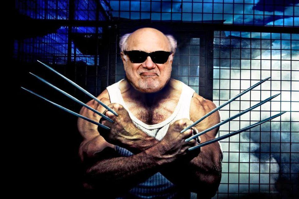 Danny DeVito como Wolverine? Petição passa de 50 mil assinaturas
