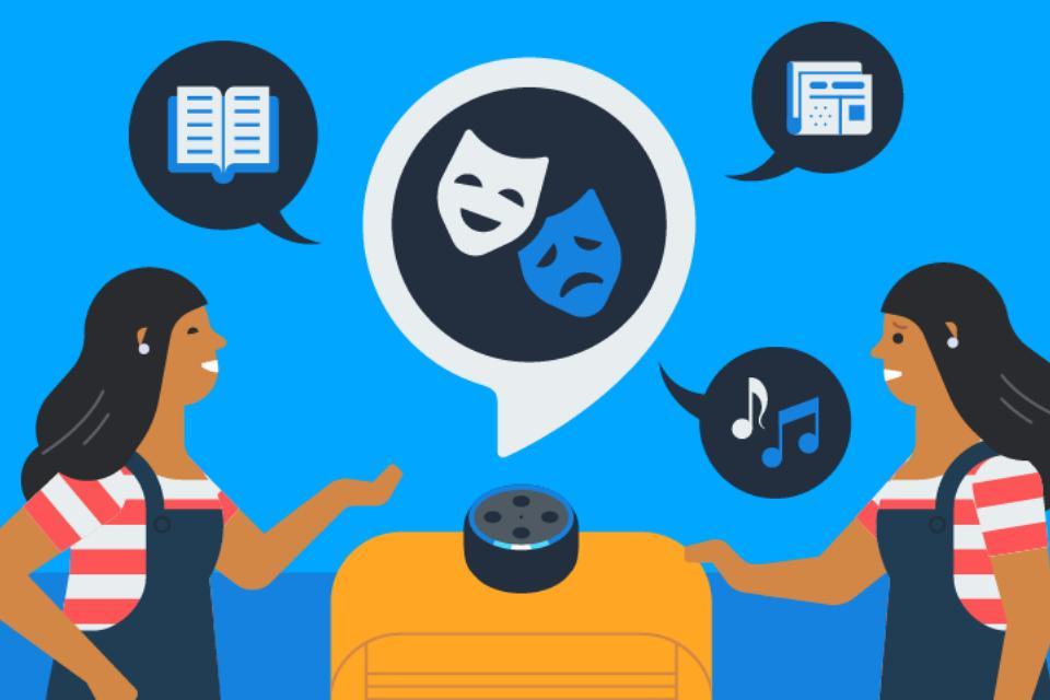 Amazon Alexa é atualizada nos EUA com voz mais natural