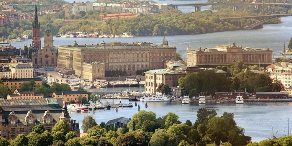 Estocolmo é eleita a Cidade Inteligente 2019. (Fonte: Pixabay)