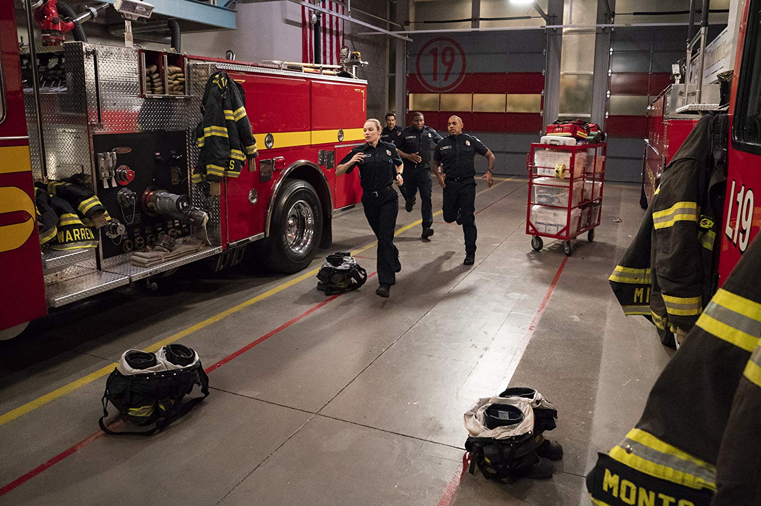 Station 19: showrunner promete uma 3ª temporada mais sombria
