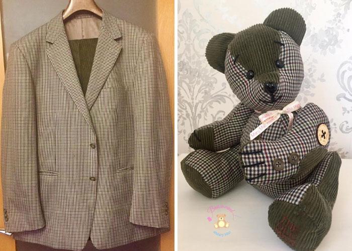 https://www.boredpanda.com/memory-bears-made-from-clothing-mary-mac/