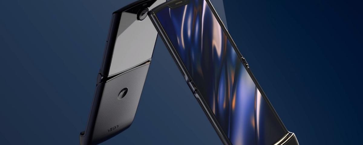 Imagem de: Para impulsionar vendas, Motorola Razr barateia troca de tela