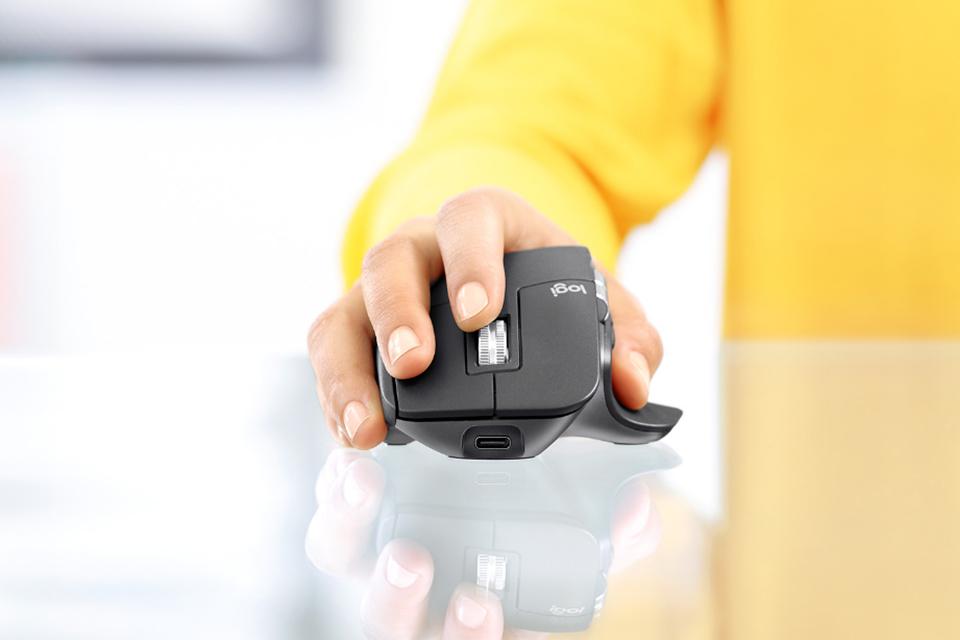 Logitech MX Master 3: mouse profissional top de linha chega ao Brasil