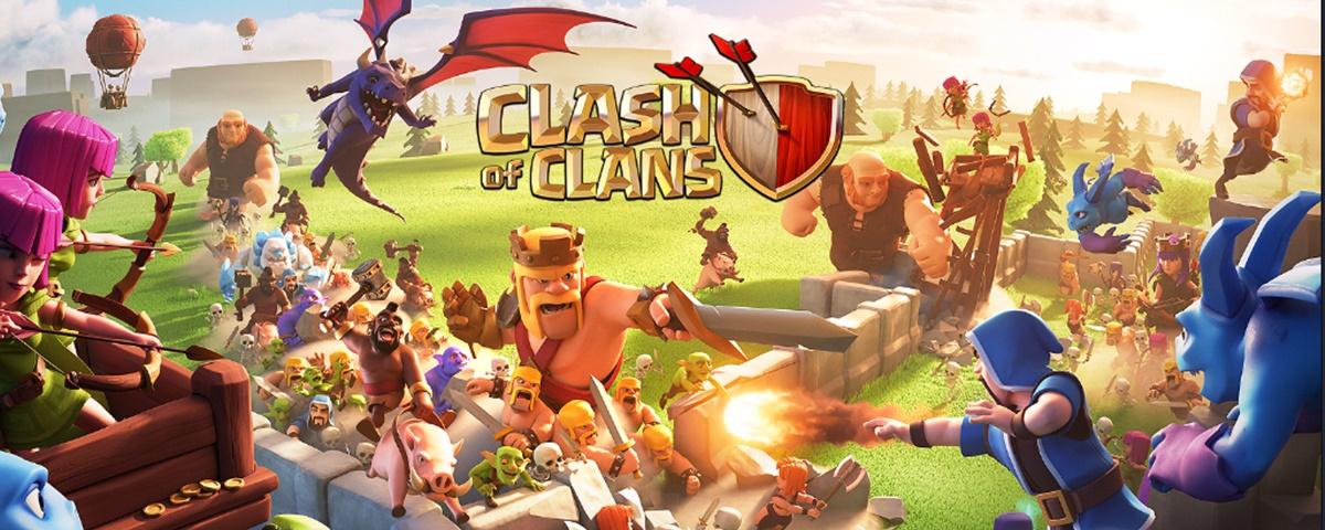 Clash of Clans para PC - Imagem 1 do software