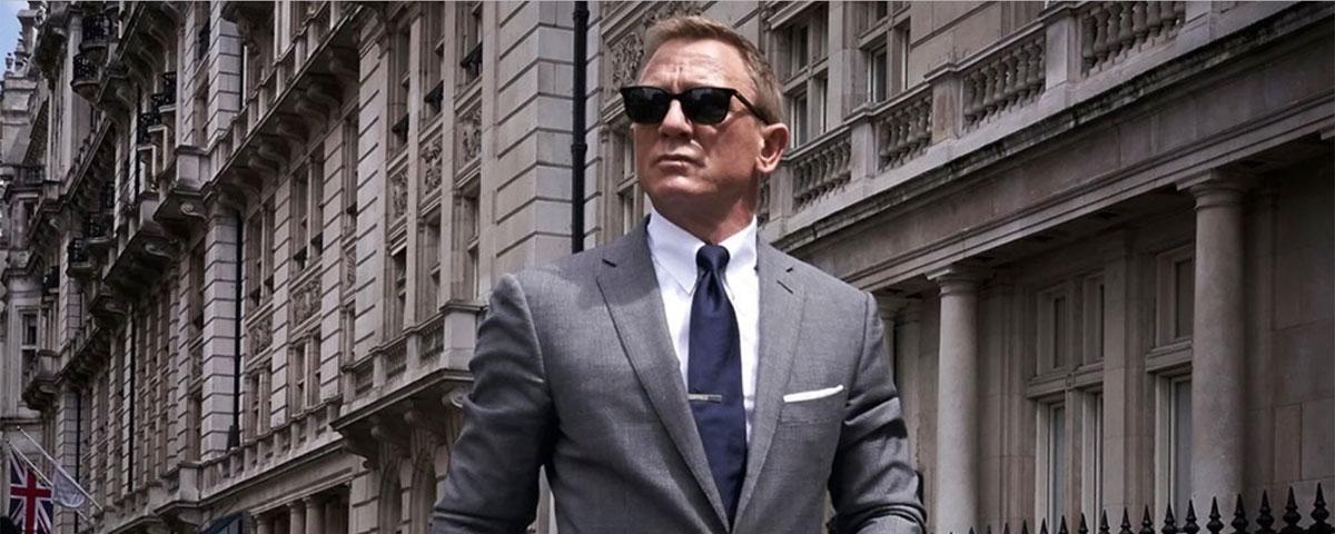 James Bond volta à ação em teaser de 007: Sem Tempo Para Morrer - TecMundo