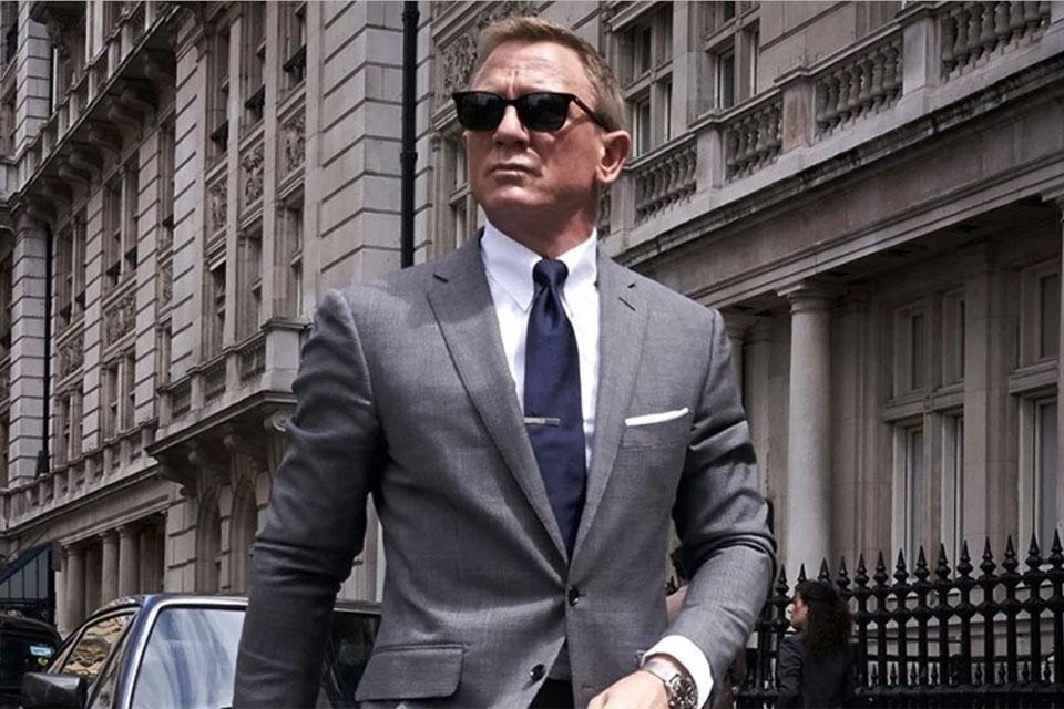 James Bond volta à ação em teaser de 007: Sem Tempo Para Morrer