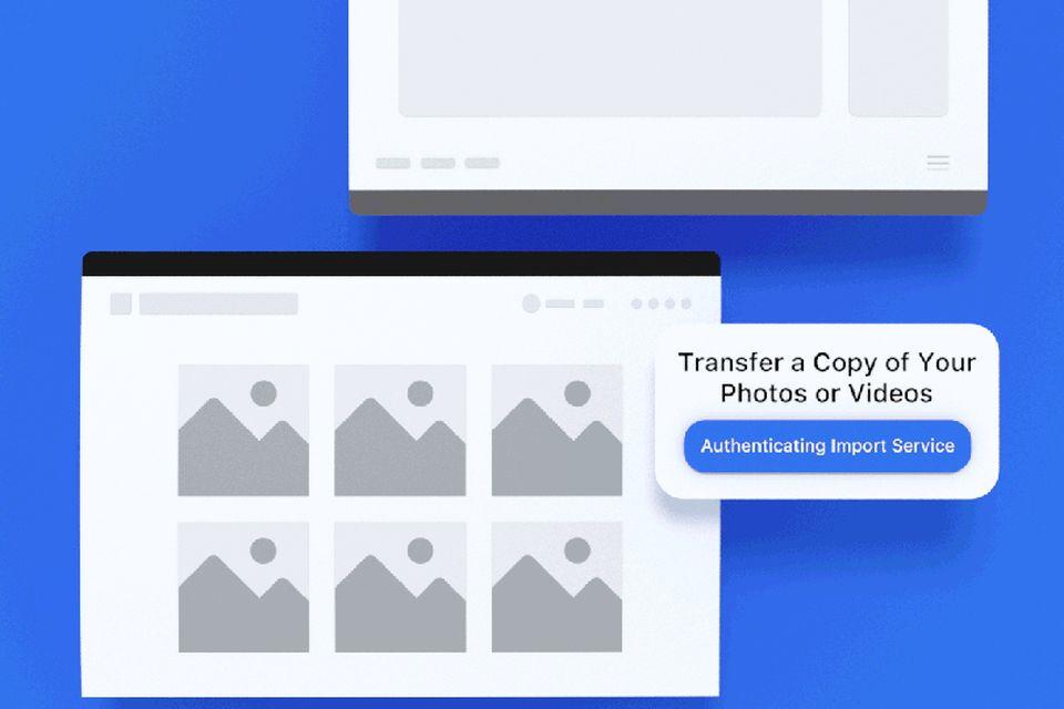 Facebook vai permitir transferir imagens para o Google Fotos